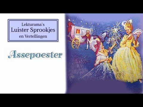 Assepoester - Lekturama's Luister Sprookjes - YouTube