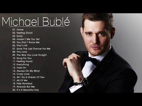 Michael Bublé Mix - Michael Bublé Grandes Exitos - Michael