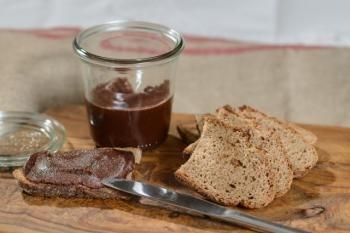 Rezept Nuss-Nougat-Creme, fructosearm   Lecker Ohne ...