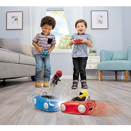 Little Tikes RC Bump 'n Bash Cars | Toys & Character | George