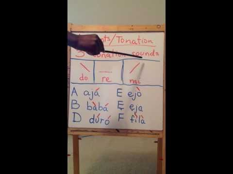 Yoruba Language for Beginners - Lesson 1 - YouTube