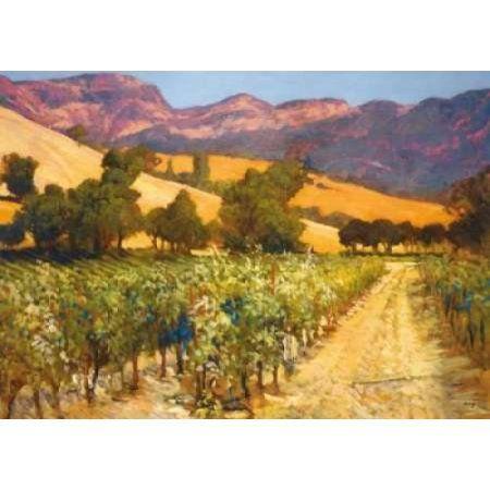 Wine Country Canvas Art - Philip Craig (20 x 28)