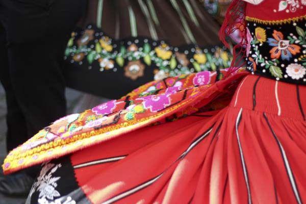 Photographie au Portugal : Trip to Ponte de Lima, Portugal. Les Feiras Novas, fête traditionnelle (différents cortèges ainsi que ses feux d'artifice)