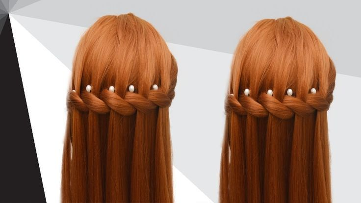 Quick Hairstyles for Medium Hair for College Girls