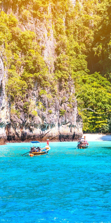 Ko Phi Island, Thailand
