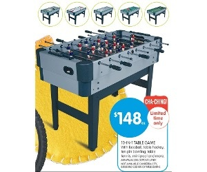 10-In-1 Table Game