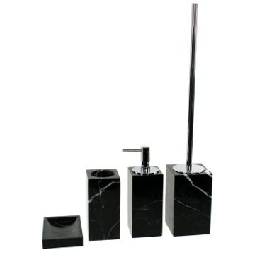 17 best ideas about black marble bathroom on pinterest - Black marble bathroom accessories ...
