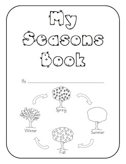 PRINTABLE My seasons book