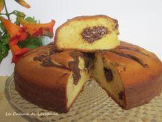 Torta soffice alla Nutella – Ricetta dolci da colazione | La cucina di Loredana