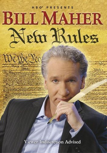 Bill Maher: New Rules [DVD] [2006]