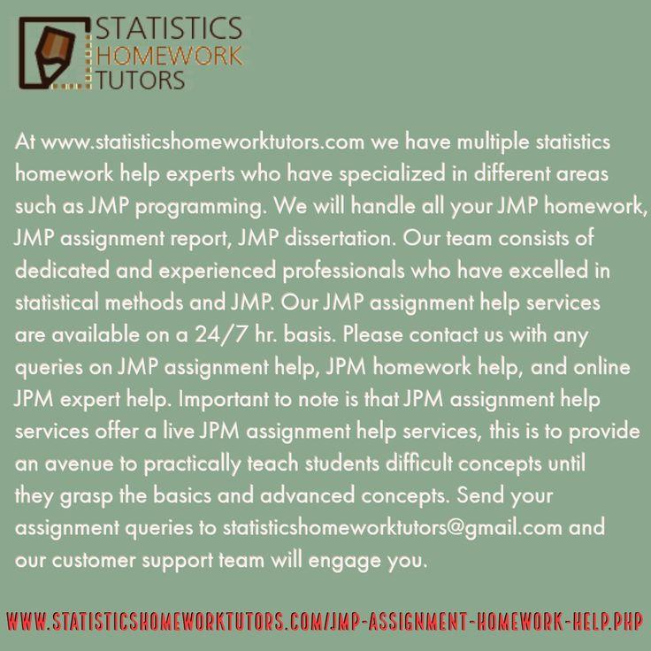 Help with statistics homework online