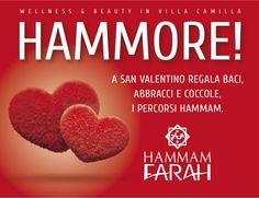 #Hammore #SanValentino2015 #Hammam #Farah #Bari #benessere #relax #goditiunaPausa