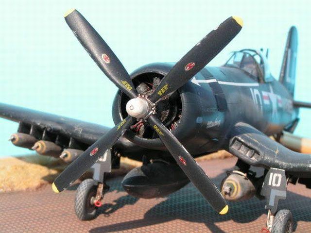 Chance Vought AU-1 Corsair