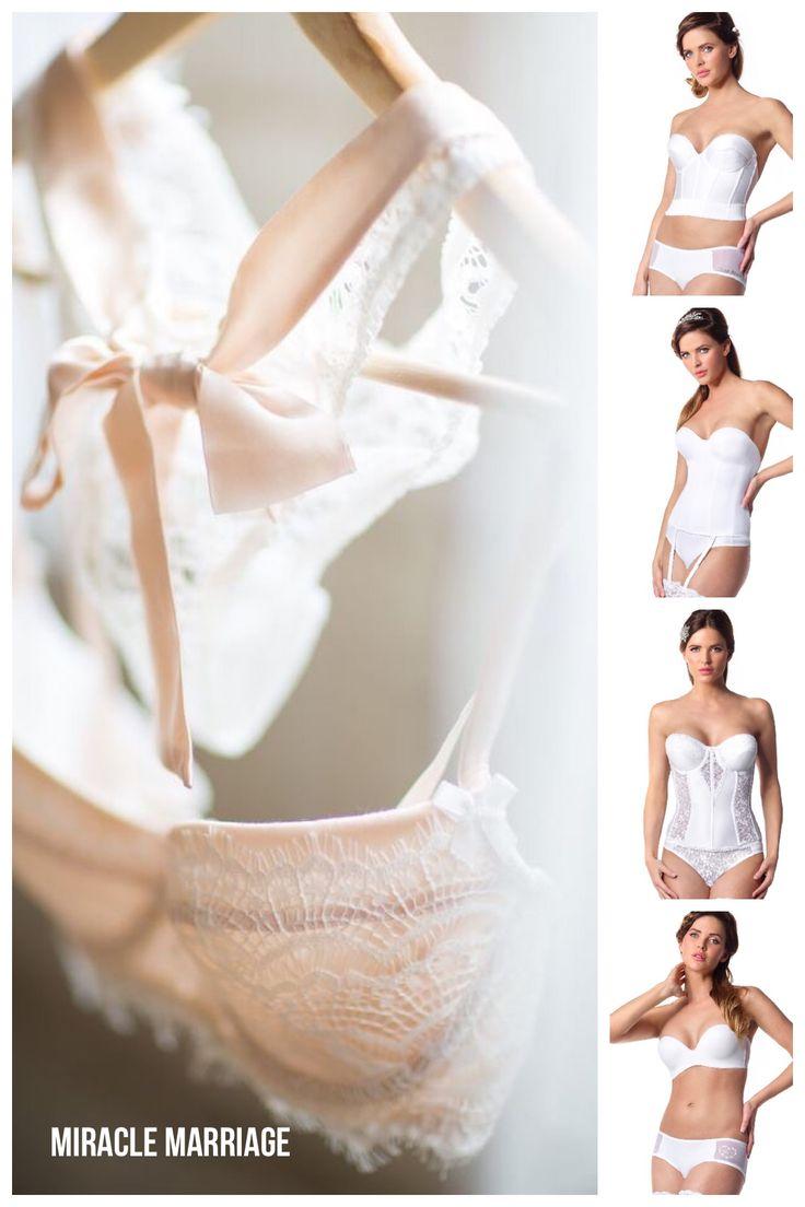 Onze collectie #bruidslingerie van #Poirier voor de #bruid #trouwen #bruidslingerie #miraclemarriage #bruidsboetiek