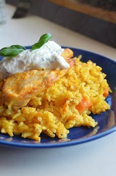 Broileria riisipedillä | Rakkaudesta ruoanlaittoon