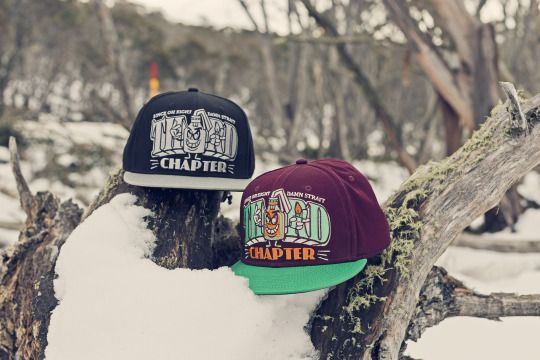 """Third Chapter """"A League Of Our Own""""  #thirdchapter #3rdchapter #3C #snow #streetwear #clothing #snapback"""
