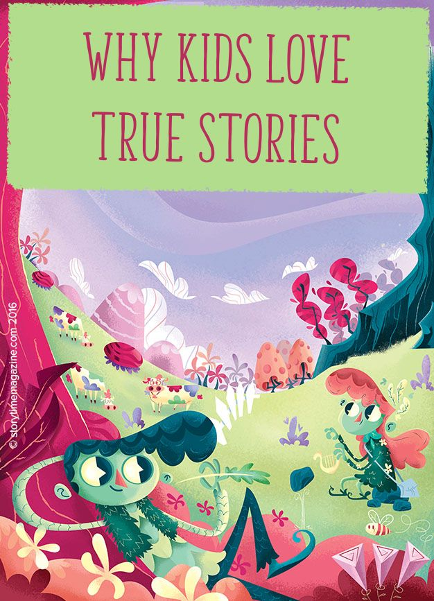 Stories based on fact are more popular with kids than complete fantasy! Find out more here: http://www.storytimemagazine.com/news/inside-stories/the-power-of-fact-meets-fiction/