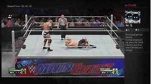 Goldberg vs Brock Lesnar civil war trailer