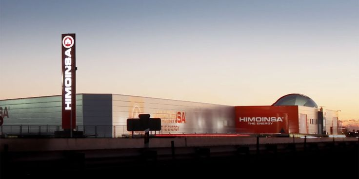 Fachada Nave Industrial. Reforma integral HIMOINSA Headquarters - Arquitania Business