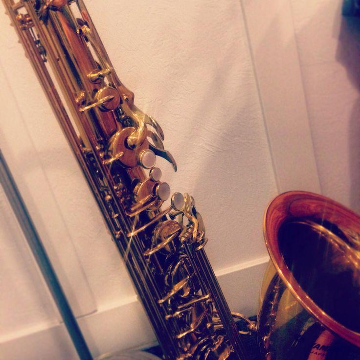 Saxophone-Tenor-Yamaha