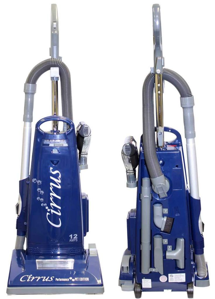 Image showing a Cirrus Pet Edition CR99 Vacuum Cleaner