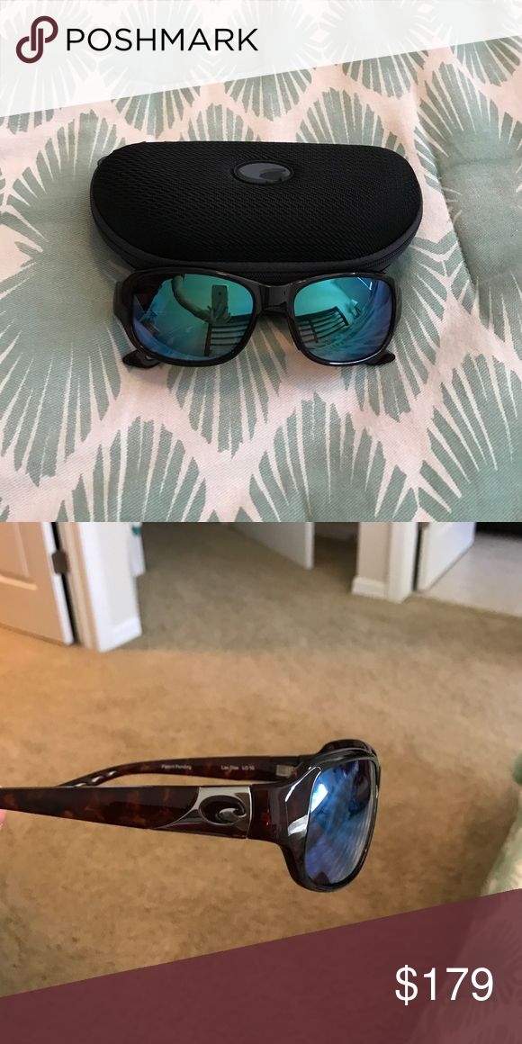 Women's Costa Del Mar las olas 580 glass polarized Worn less than 5 times. Brand new condition. Accessories Sunglasses