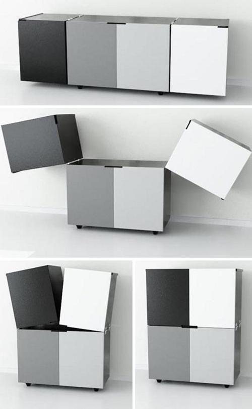 Marvelous Tabouret Nexo Par Le Studio Elemento Diseño. Old FurnitureFolding  FurnitureMultifunctional ... Ideas