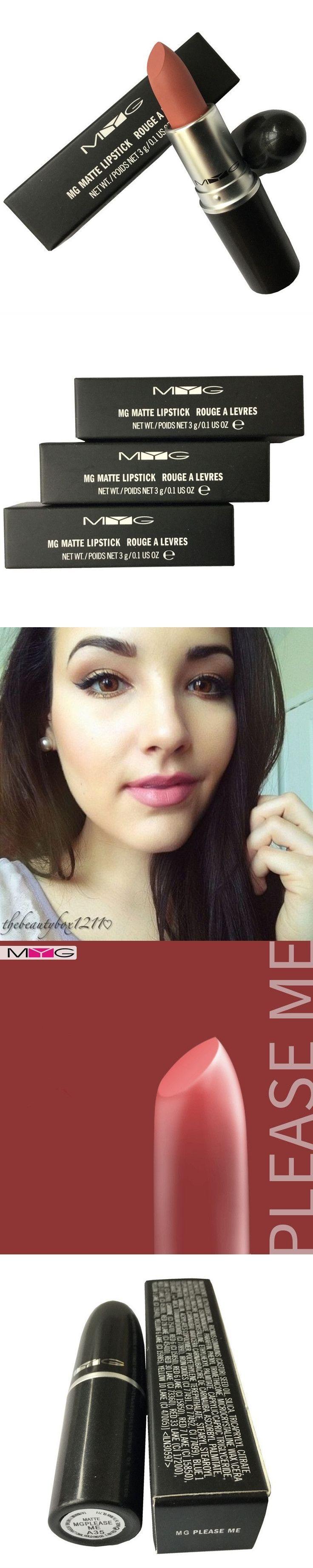 MYG please me pink matte lipstick batom lips makeup ,long lasting lipstick,matte lipstick set,penis lipstick,lip gloss #pinklipsmatte