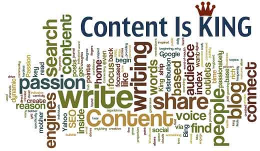 Content is king in directory submissions but context is extremely valuable to the researcher | Nishlis Legal Marketing