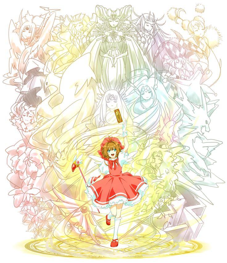 Cardcaptor Sakura | CLAMP | Madhouse / Kinomoto Sakura and the Clow Cards…