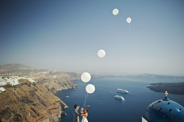 Annie & David | Santorini elopement | Greece Mykonos Santorini Athens Wedding Photographer