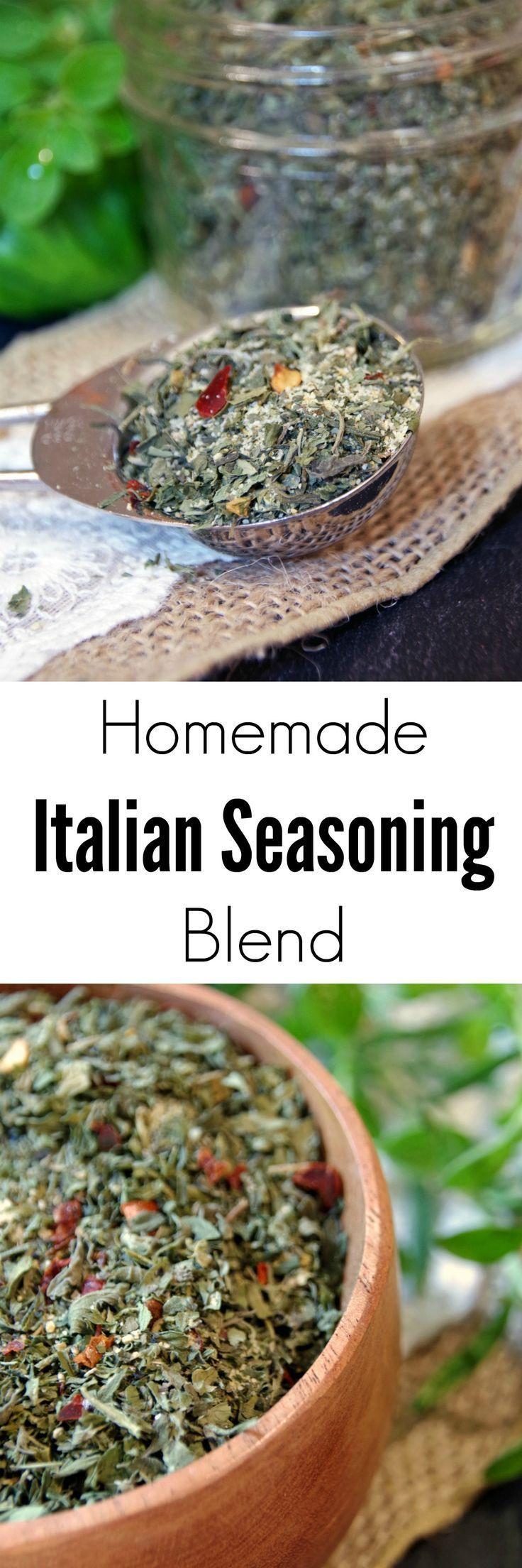 How to Make Homemade Italian Seasoning Mix
