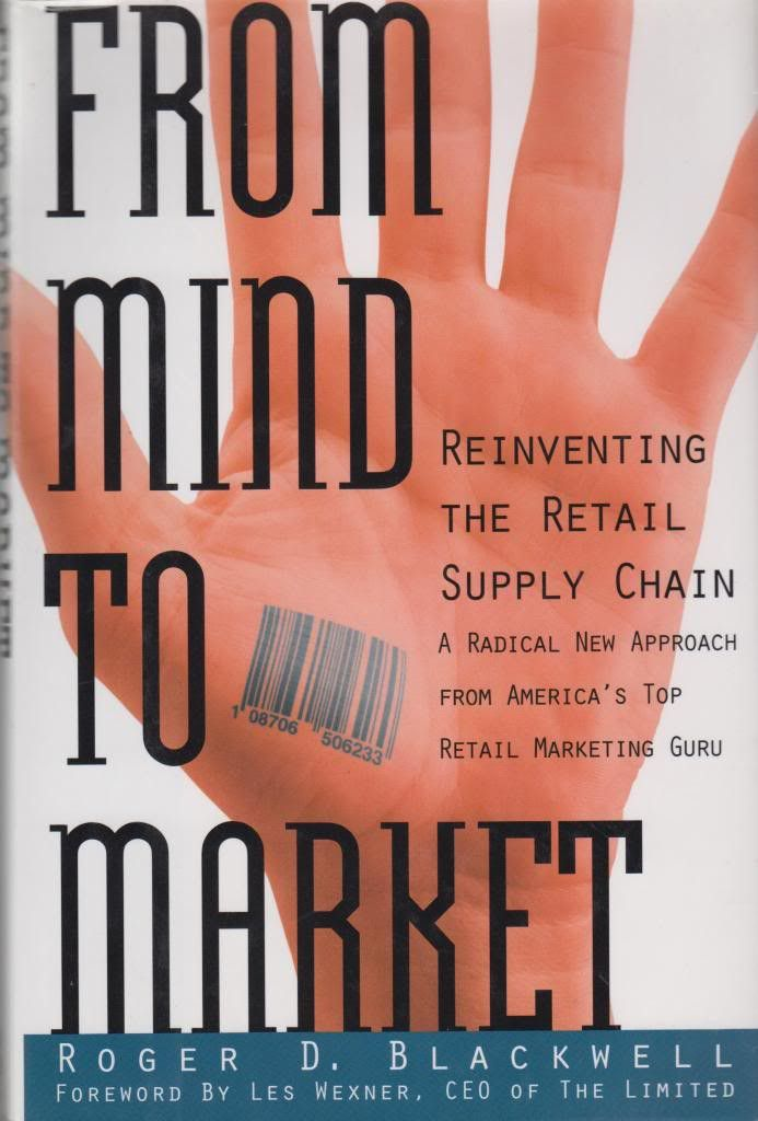From Mind to Market: Reinventing the Retail Supply Chain