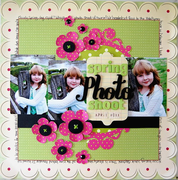 Get motivated to scrapbook!