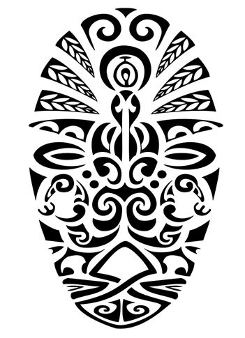 Polynesian Designs And Patterns | Polynesian Tattoo Designs -