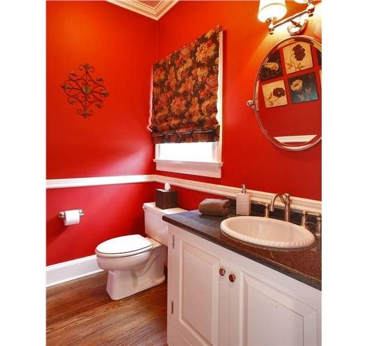 Best 25 Red Bathroom Decor Ideas On Pinterest Grey
