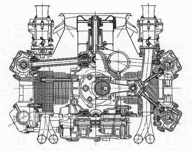 908 Engine