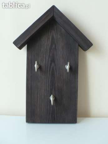 Domek-wieszak na klucze Koziegłowy - image 1