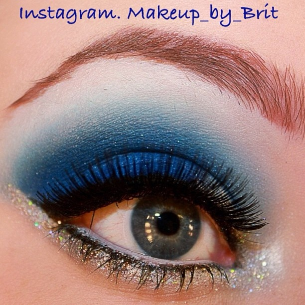 Dallas Cowboys Inspired - @makeup_by_brit
