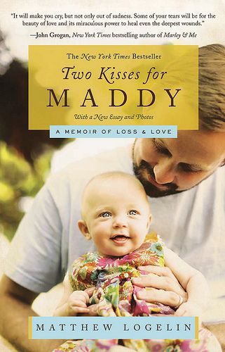 Matt's wife died after giving birth to their daughter, Madeline. I've been following his blog since she passed away. Really want to read this!