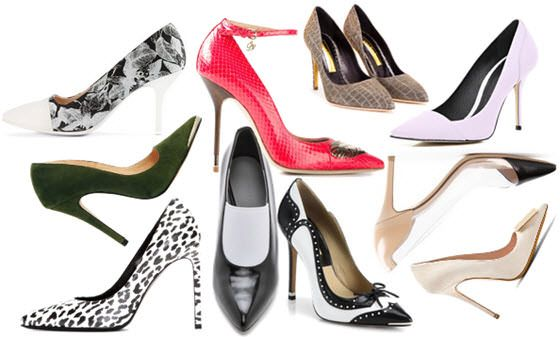 Pantofi stiletto din piele naturala - Alege calitatea