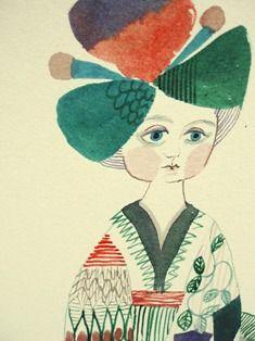 by Ryoko Ishii   hibi no rakugaki: 5月 2011