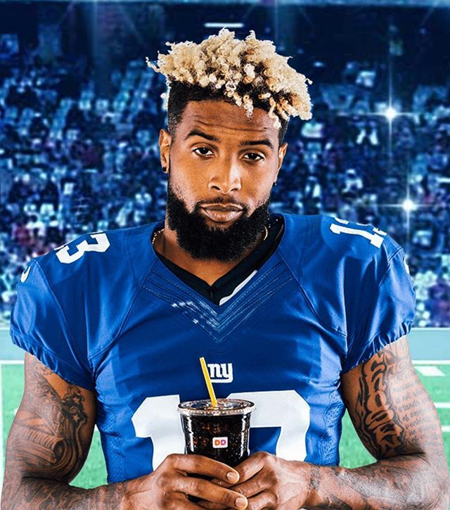 @obj @dunkindonuts #contest for #newyork #youthteams This is amazing #vote for your favorite #youthteam link on profile #odellbeckhamjr #obj