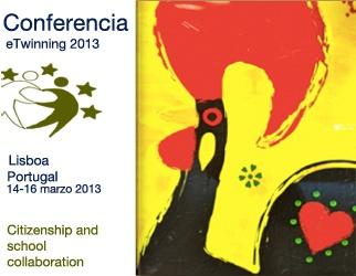 Conferencia eTwinning Lisboa 2013