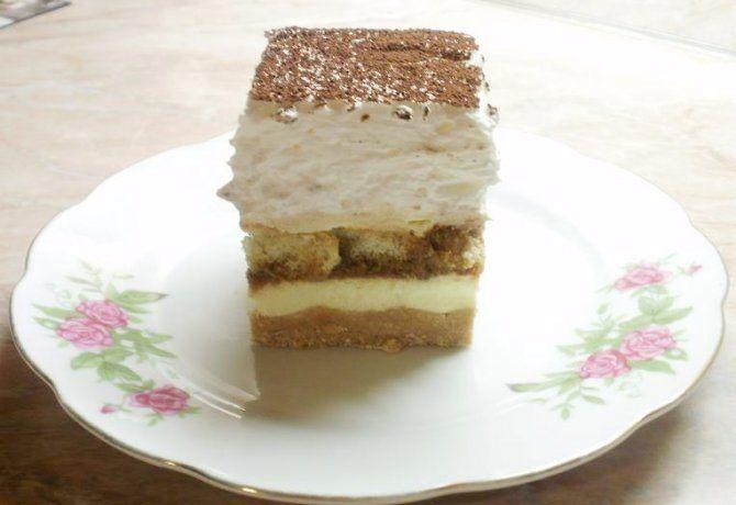 Gesztenyés álom sütés nélkül