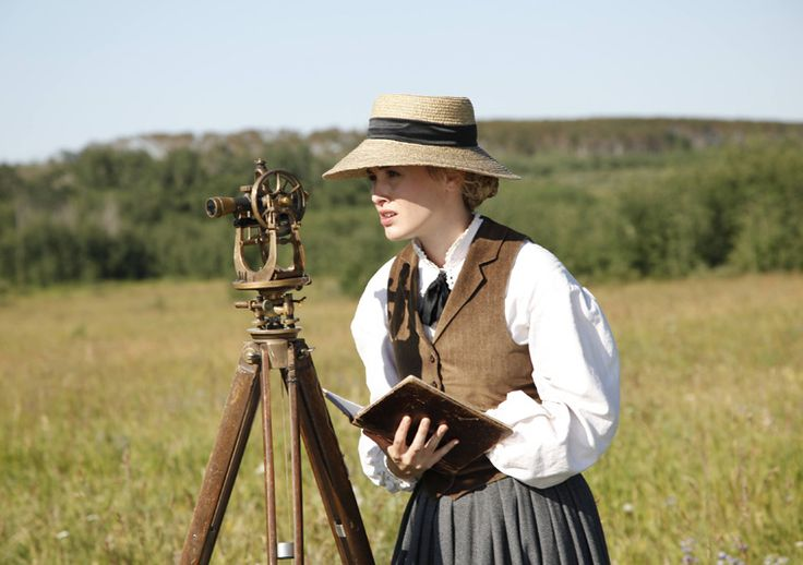 Image detail for -Lily Bell (Dominique McElligott) in Episode 9 - Hell on Wheels Photo ...