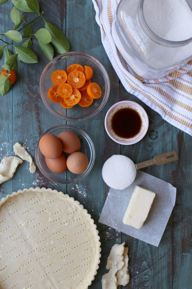 Lazy Mary's Citrus Tart | http://joythebaker.com/2015/01/lazy-marys ...