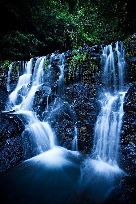 Barron Gorge, Kuranda by Christian Fletcher.