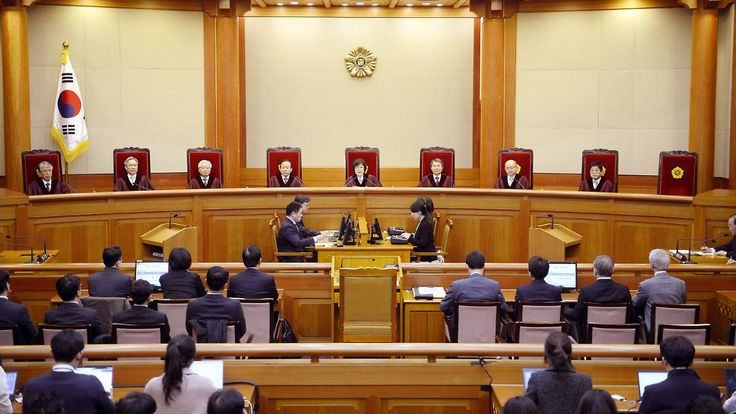 Südkoreas Präsidentin muss gehen: Verfassungsgericht enthebt Park des Amtes