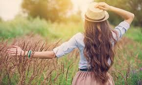 Risultati immagini per capelli lunghi con doppie punte